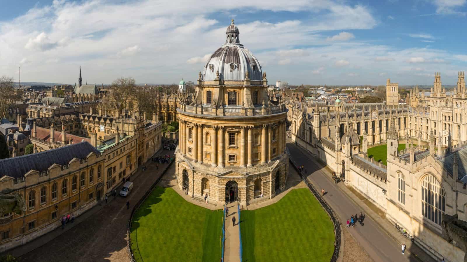 Университеты Великобритании ( Англии ): список 15 лучших ВУЗов в 2019 году